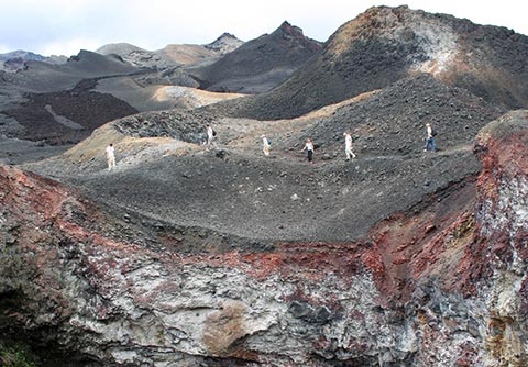walking-tour Galapagos Walking Tour 7 Days
